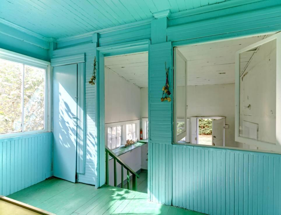 7. Zdjęcie  - Kolor turkusowy we wnętrzach