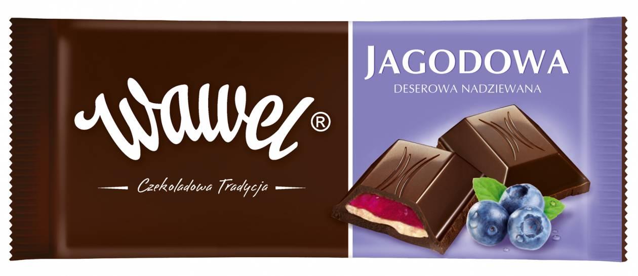 5. Zdjęcie  - Najnowsza odsłona czekolad Wawel