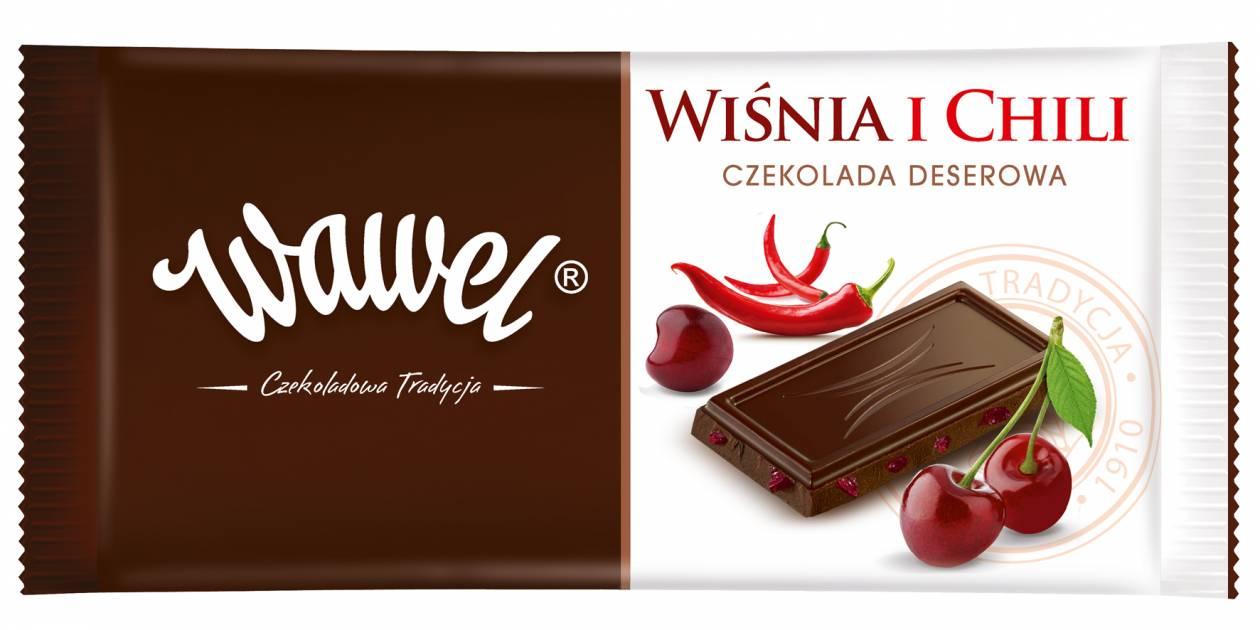 3. Zdjęcie  - Najnowsza odsłona czekolad Wawel