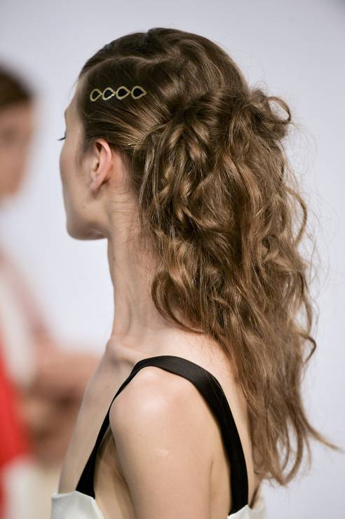 12 Zdjęcie Fryzury Dla Grubych Włosów