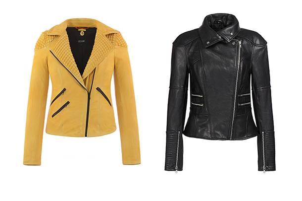 1. Zdjęcie  - Ramoneska - kurtka na każdą porę roku