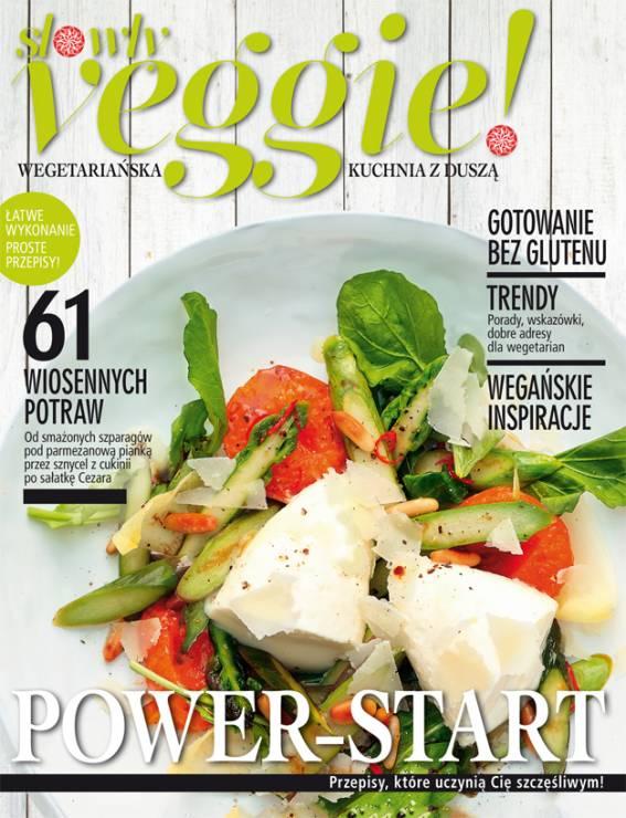 """2. Zdjęcie  - Nowy magazyn kulinarny """"Slowly Veggie"""""""