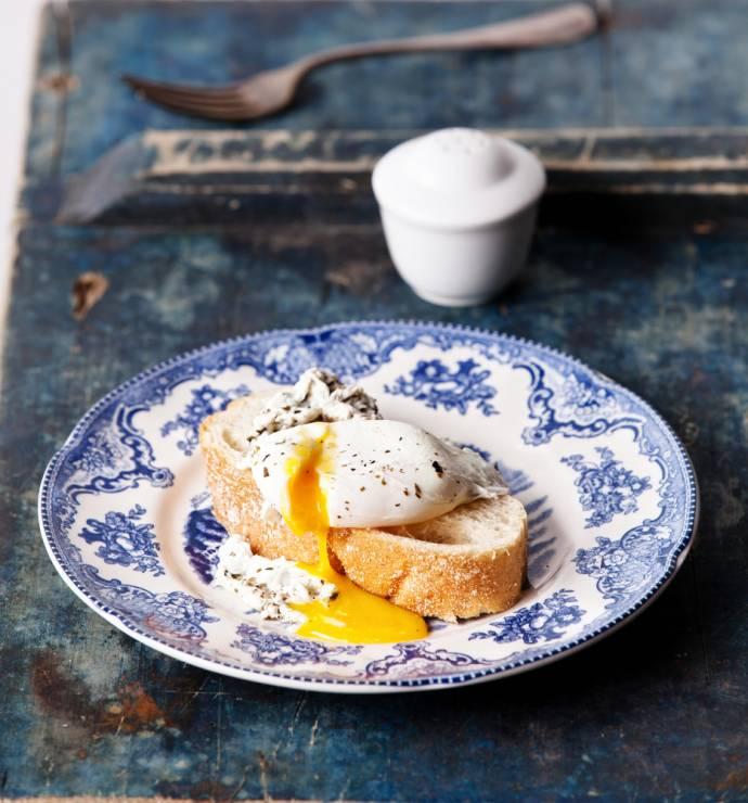 5. Zdjęcie  - 5 przepisów na śniadanie z jajkiem