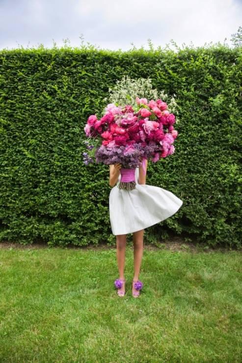 2. Zdjęcie  - Wiosenne dekoracje. INSPIRACJE