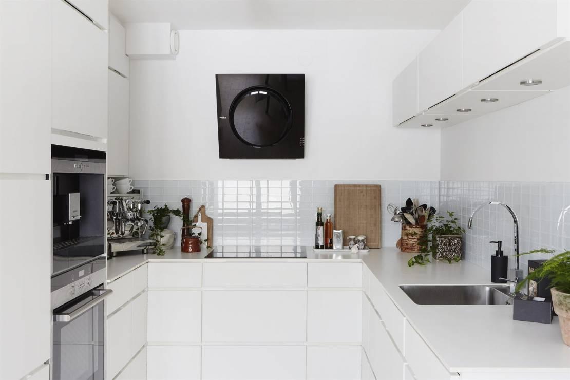 3. Zdjęcie  - Małe mieszkanie w skandynawskim stylu