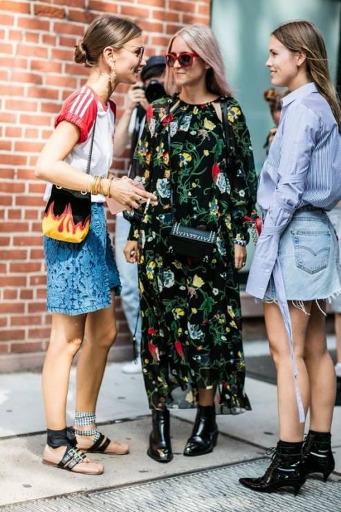 Kwiaty Na Wiosn 2017 Trend Moda Wiosna Lato 2017 Kwiatowe Wzory
