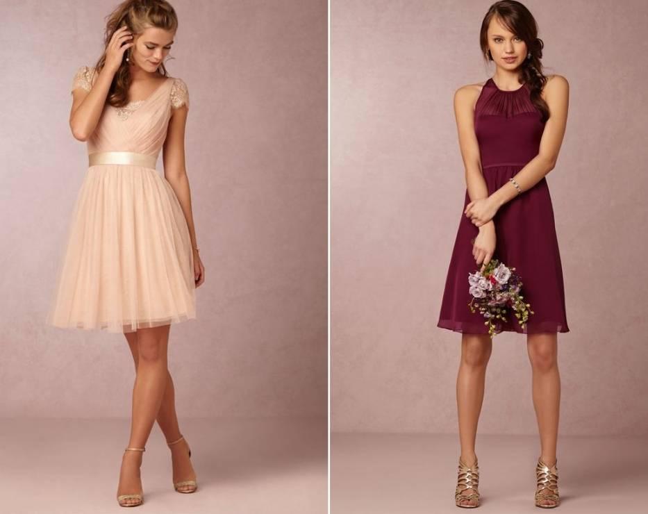 0a0d2bdd6a Krótkie sukienki na wesele dla druhny - Sukienki na wesele dla druhny - 10  TOP trendów