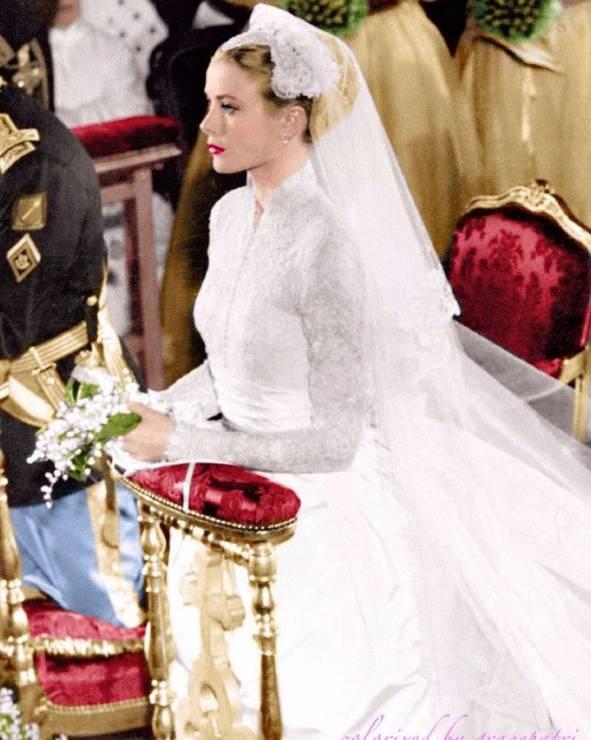 Grace Kelly - 10 Pierwszych Dam, które przyćmiły swoich mężów