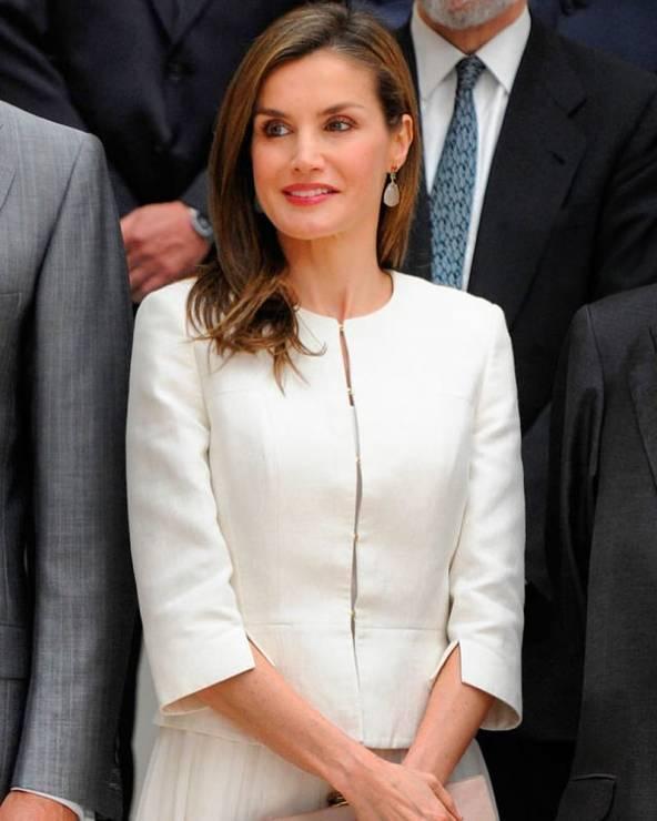 Królowa Letizia - 10 Pierwszych Dam, które przyćmiły swoich mężów