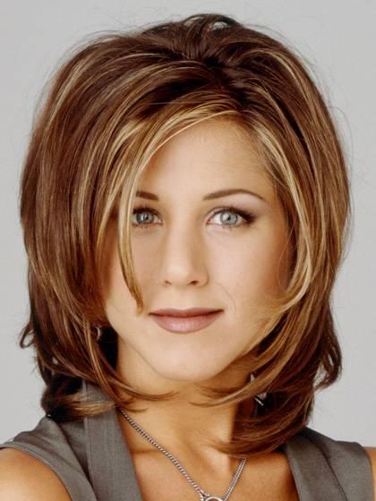 Fryzura W Stylu Jennifer Aniston Najlepsze Urodowe Trendy
