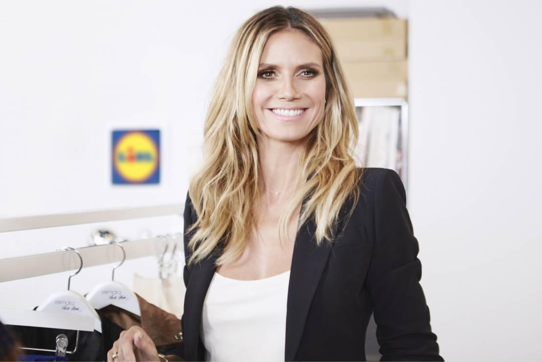 Heidi Klum dla Lidla to hit? - Kolekcja modelki Heidi Klum dla Lidla. Czy to będzie hit?