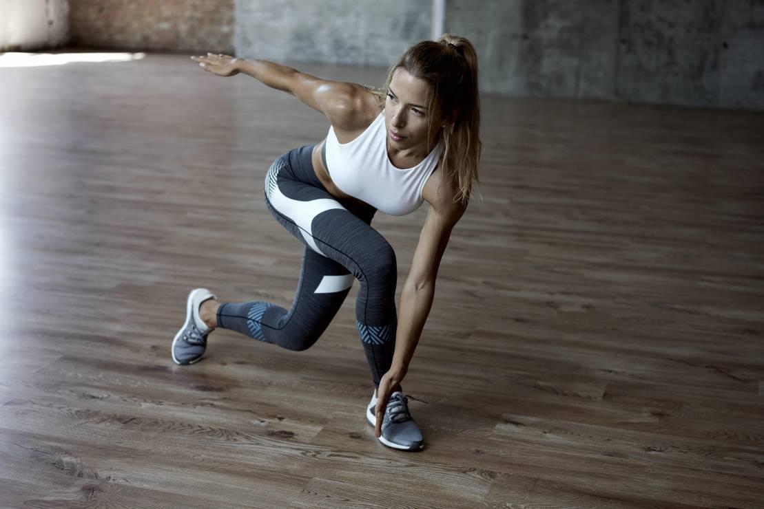 Ewa Chodakowska dla Adidas - Ewa Chodakowska w kampanii Adidas!