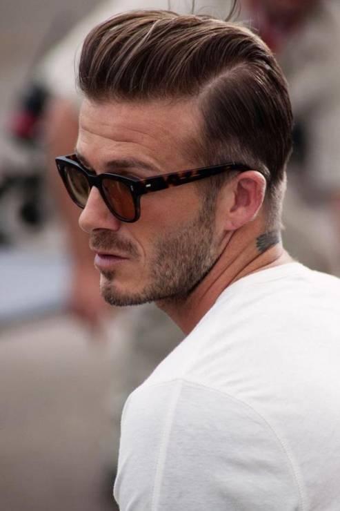 Fryzura Męska Dłuższe Włosy Zaczesane Do Tyłu 15 Męskich