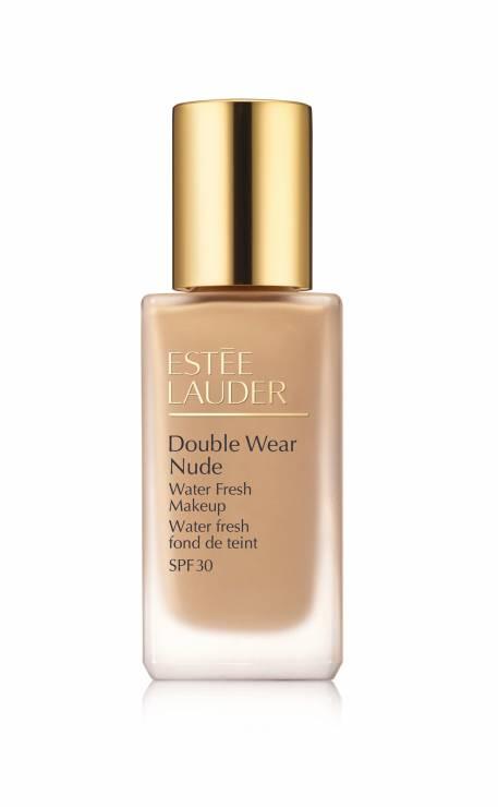 Estee Lauder Double Wear Nude Water Fresh Makeup SPF30, 179 zł - TOP 10 podkładów kryjących na jesień i zimę: w tym nasz HIT!