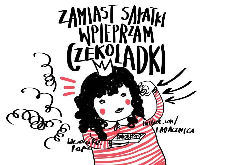 Projekt Ladacznica Weroniki Rafy - Projekt Ladacznica, czyli Weronika Rafa opowiada o kobiecości