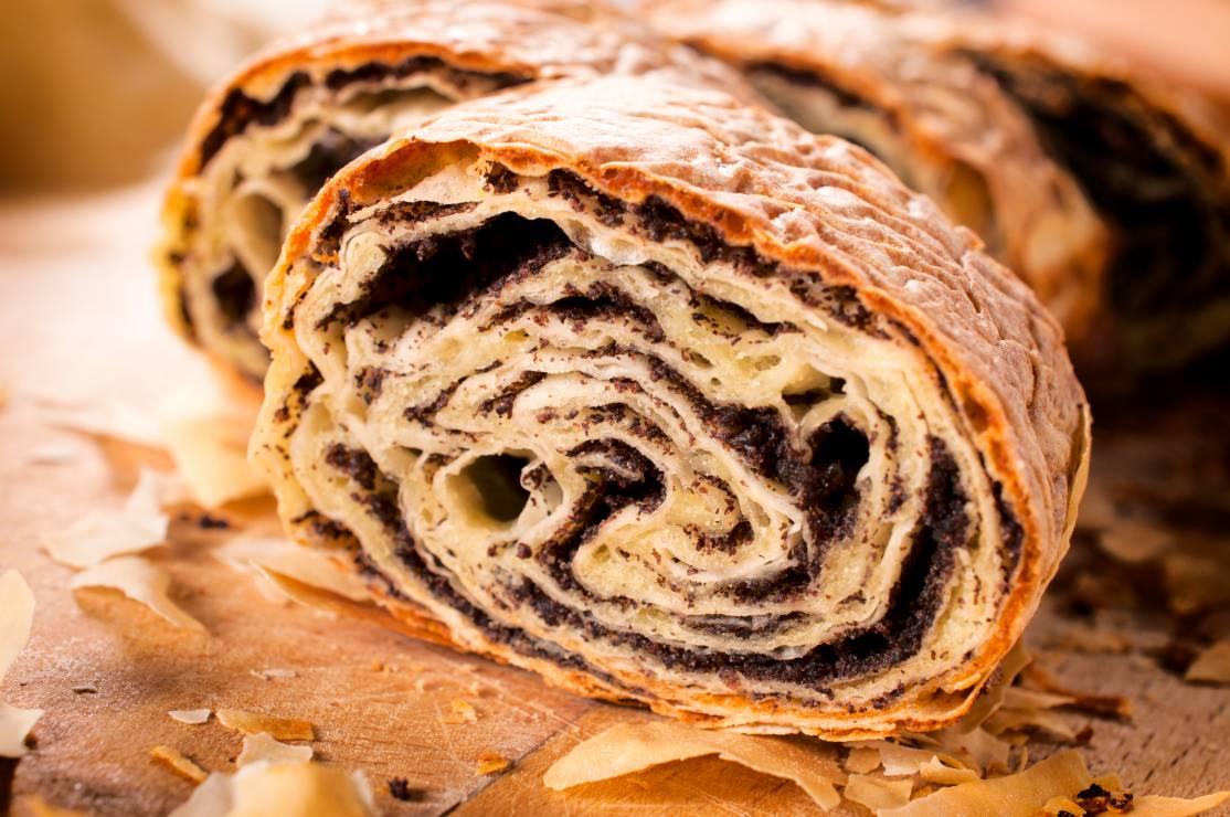 Makowiec z ciasta francuskiego - 5 przepisów na makowiec