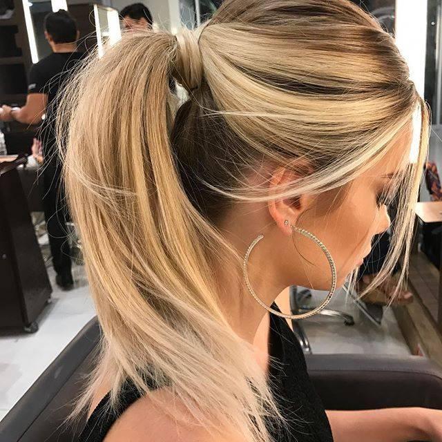 Fryzury Dla Blondynek Ten Kolor Włos 243 W Najbardziej