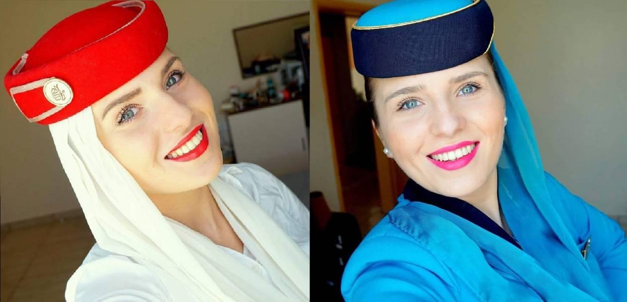 Zycie stewardesy - Życie stewardessy: jak NAPRAWDĘ wygląda praca w chmurach?