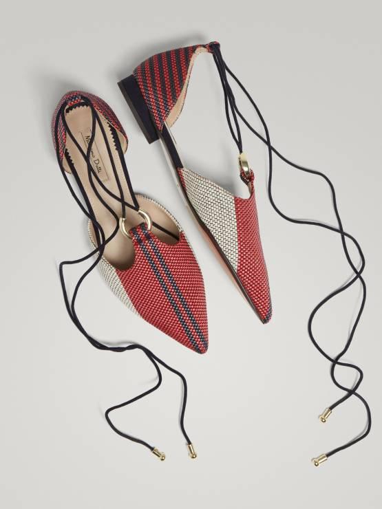 Espadryle etniczne 229 zł - Wyprzedaże letnie 2018 Massimo Dutti H&M: nasze typy z wyprzedaży!
