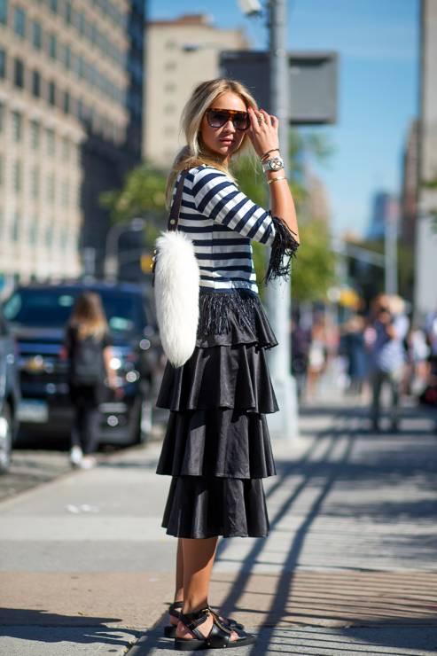Top w bretońskie paski - 10 trendów, które zawsze będą modne, a kupisz je na wyprzedaży