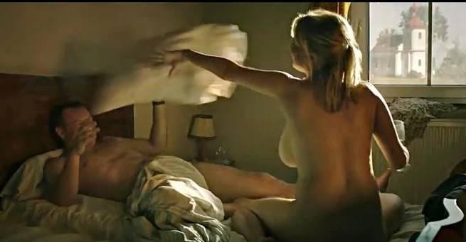 Joanna Kulig nago w filmie