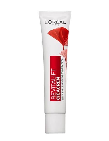 Przeciwzmarszczkowy krem pod oczy, L'Oreal Paris Revitalift - TEN jeden składnik kosmetyków rozwiąże wszystkie problemy Twojej skóry