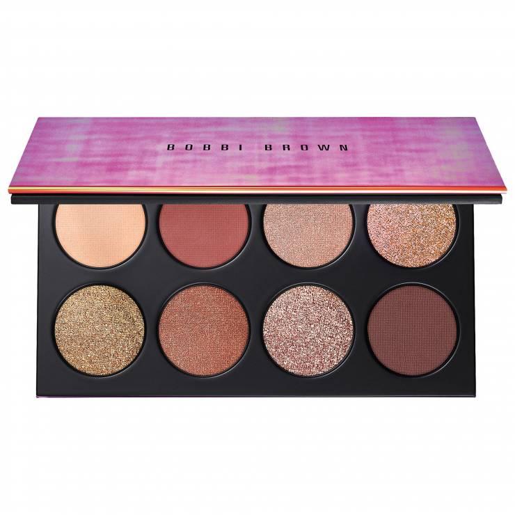 Bobbi Brown Infra-Red Eyeshadow Palette - TOP 10: najmodniejsze cienie do powiek na jesień