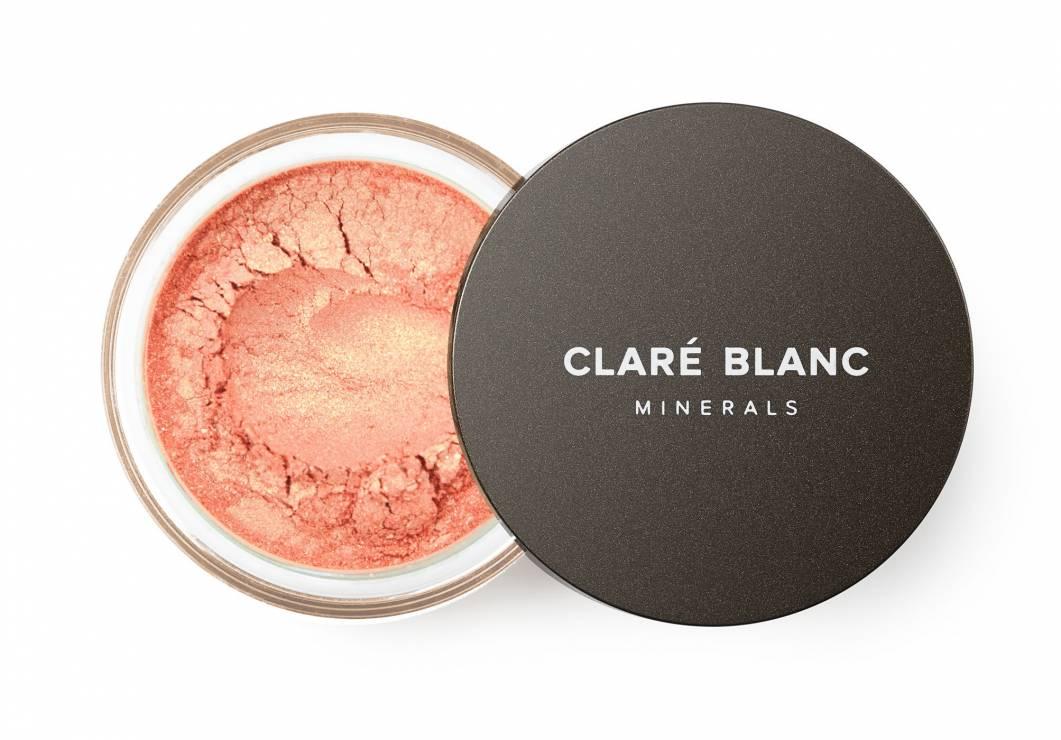 Cień do powiek Clare Blanc - tangerine pop - TOP 10: najmodniejsze cienie do powiek na jesień