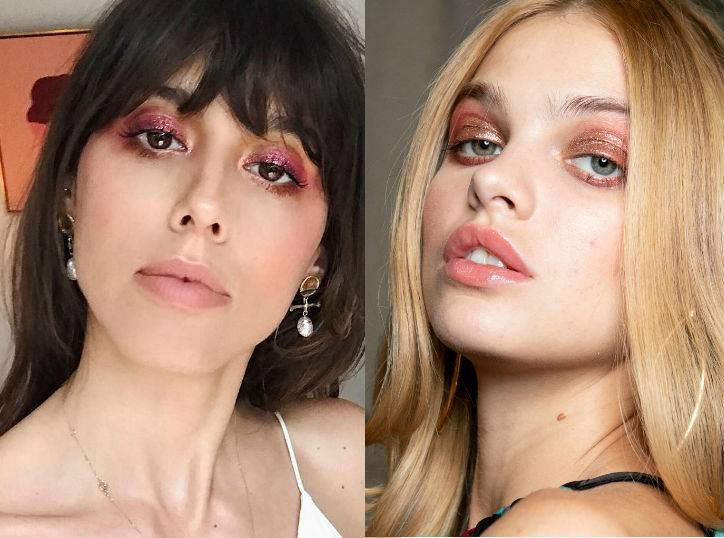 """Fairy dust: największy makijażowy trend na święta - """"Fairy dust"""" to największy makijażowy trend na święta 2018"""