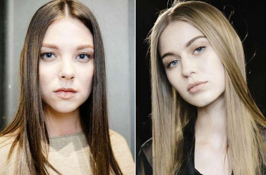 Modne Fryzury 2019 Proste Włosy Modne Fryzury 2019 15