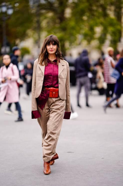 Beże i brąz trendy moda wiosna 2019 - Trendy moda wiosna 2019: beże i brązy