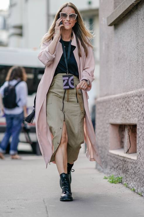 Beże i brązy: trendy moda wiosna 2019 - Trendy moda wiosna 2019: beże i brązy
