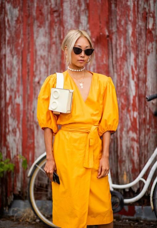 Mocne kolory: trendy moda wiosna 2019 - Trendy moda wiosna 2019: mocne kolory
