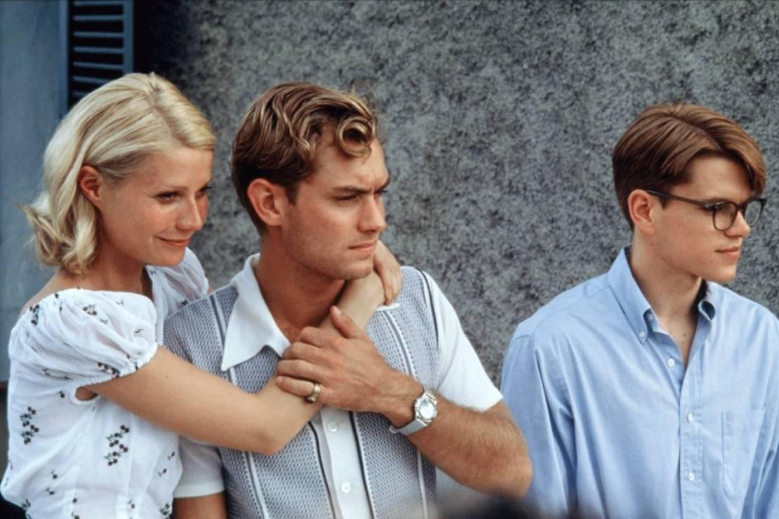 """Utalentowany Pan Ripley"""" niezmiennie figuruje na najwyższych pozycjach naszej listy najlepszych filmów na wieczór. - 13 filmów idealnych na domowe wieczory"""