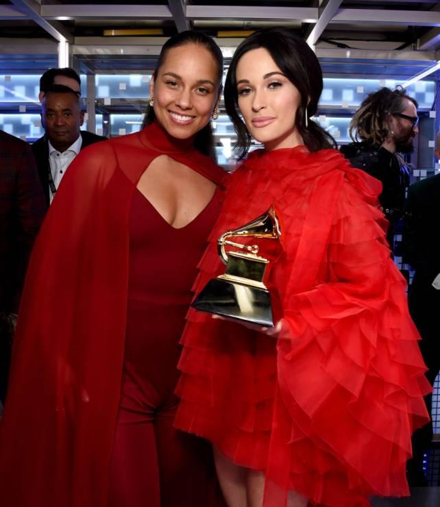 Alicia Keys, Kacey Musgraves, Grammy 2019 - Grammy 2019 to triumf kobiet! Lady Gaga, Michelle Obama i Alicia Keys razem na jednej scenie