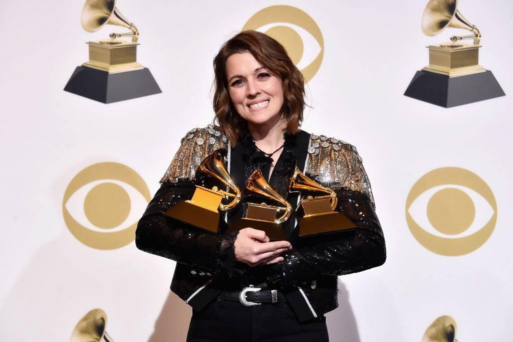 Brandi Carlile, Grammy 2019 - Grammy 2019 to triumf kobiet! Lady Gaga, Michelle Obama i Alicia Keys razem na jednej scenie