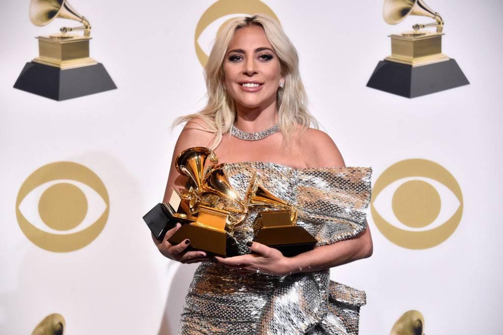 Lady Gaga Grammy 2019 - Grammy 2019 to triumf kobiet! Lady Gaga, Michelle Obama i Alicia Keys razem na jednej scenie