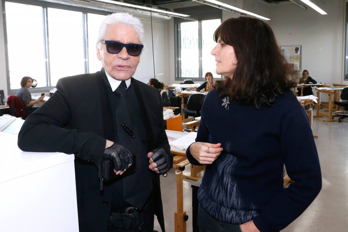 Virginie Viard następczyni Karla Lagerfelda - Virginie Viard: kim jest kobieta, która zastąpi Karla Lagerfelda w Chanel?