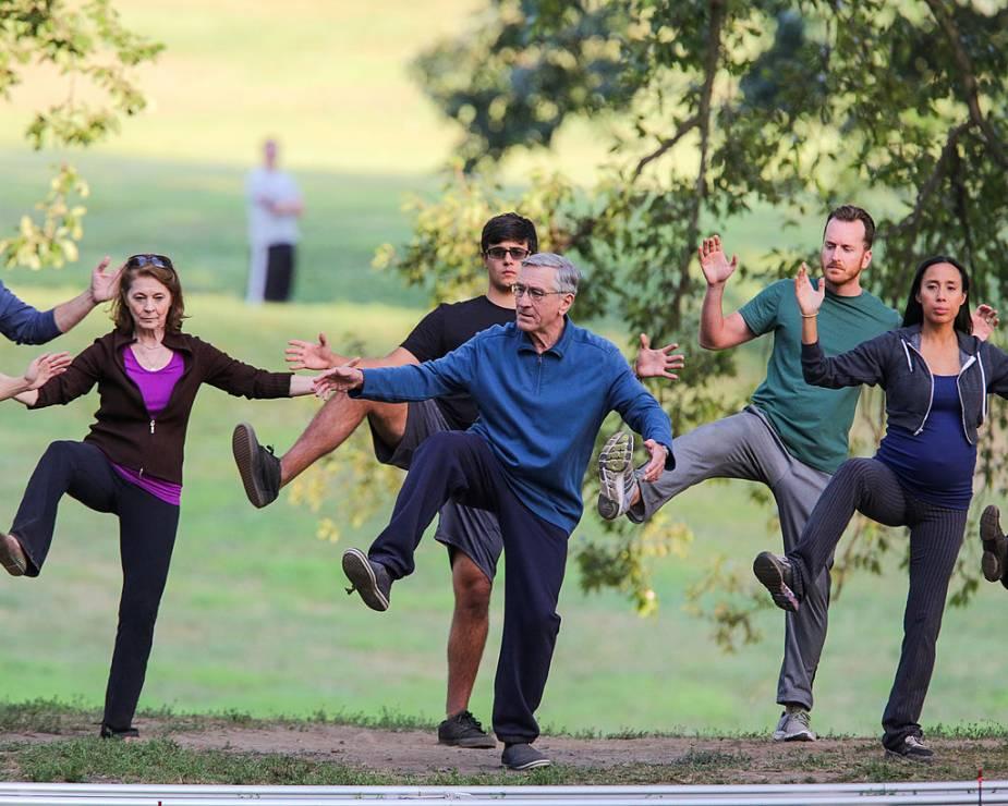 Ćwiczenia na schudnięcie: Tai chi - Zapomnij o bieganiu: 5 ćwiczeń najlepszych dla twojej sylwetki