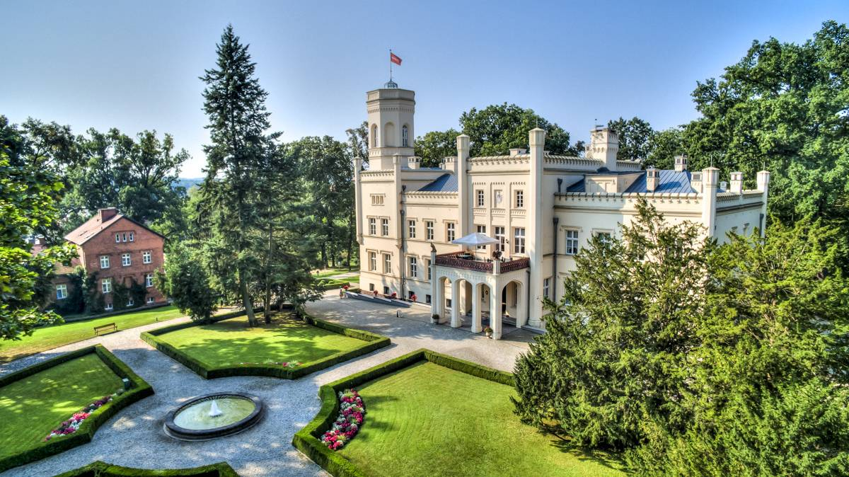 Pałac Mierzęcin Wellness & Wine Resort - Grape SPA - Pałac Mierzęcin Wellness & Wine Resort - Grape SPA