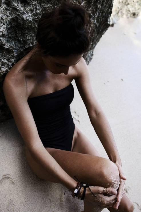 Naturalna kampania MUUV kostiumy kąpielowe lato 2019 - Ta kampania marki MUUV podkreśla naturalne piękno bez retuszu