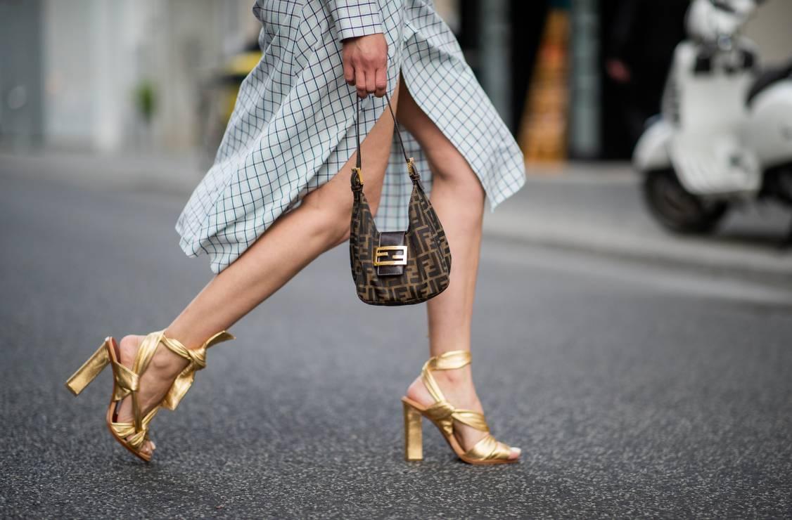 Sandały damskie trendy moda lato 2019 - Modne sandały na lato: trendy moda lato 2019
