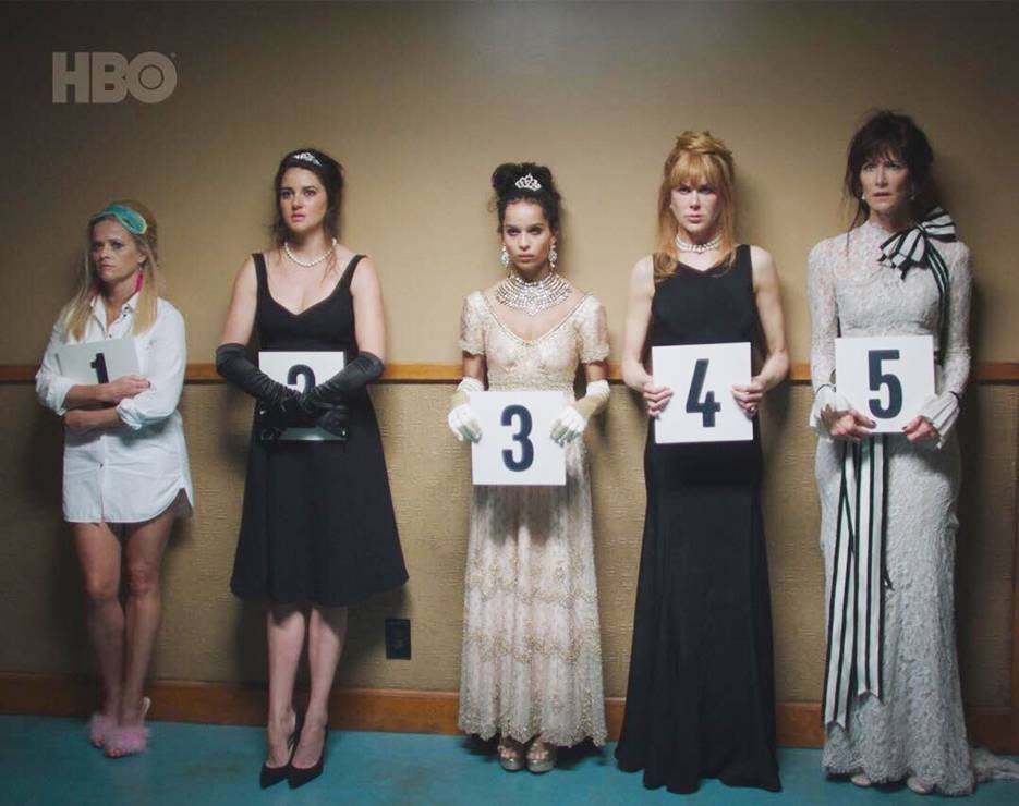 """""""Wielkie kłamstewka 2"""" pierwszy oficjalny zwiastun - Serial """"Wielki kłamstewka 2"""" jest oficjalny zwiastun! Kobiety z Monterey gryzie sumienie"""
