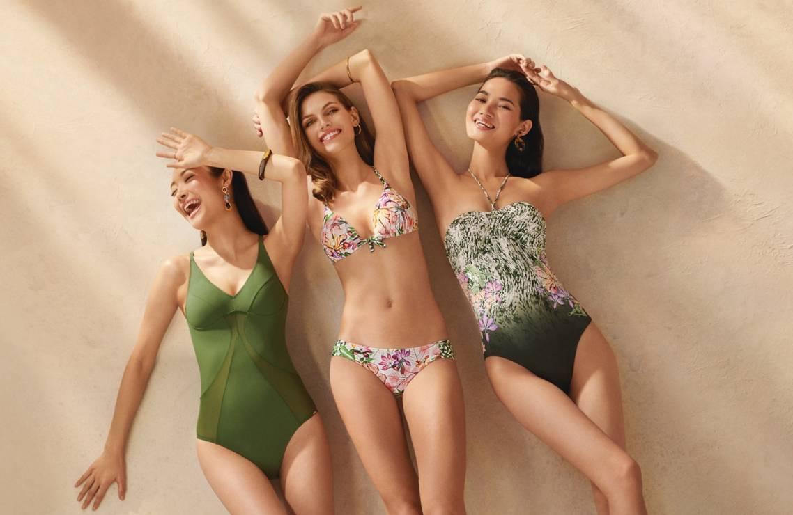 Kostium kąpielowy szybkoschnący - Trendy moda lato 2019: co każda kobieta powinna spakować na wakacje?