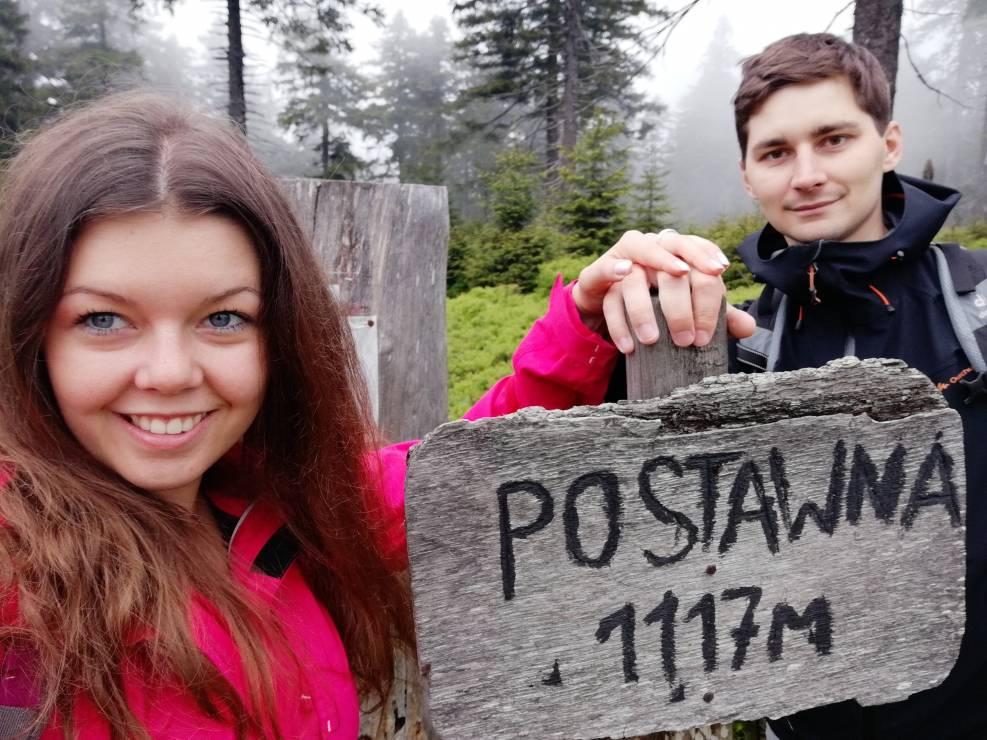 """Agnieszka Ilnicka i Krystian Łysyganicz, prowadzą bloga """"Wolnym Krokiem"""" - Najpopularniejsi blogerzy podróżniczy na Instagramie: ich konta warto znać"""
