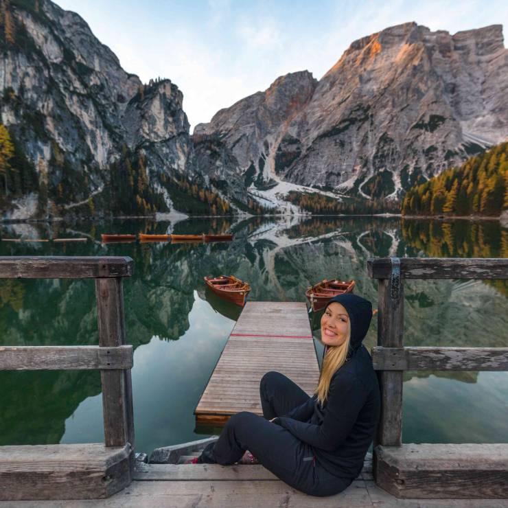 """Anita Demianowicz, prowadzi bloga """"Banita Travel"""" - Najpopularniejsi blogerzy podróżniczy na Instagramie: ich konta warto znać"""