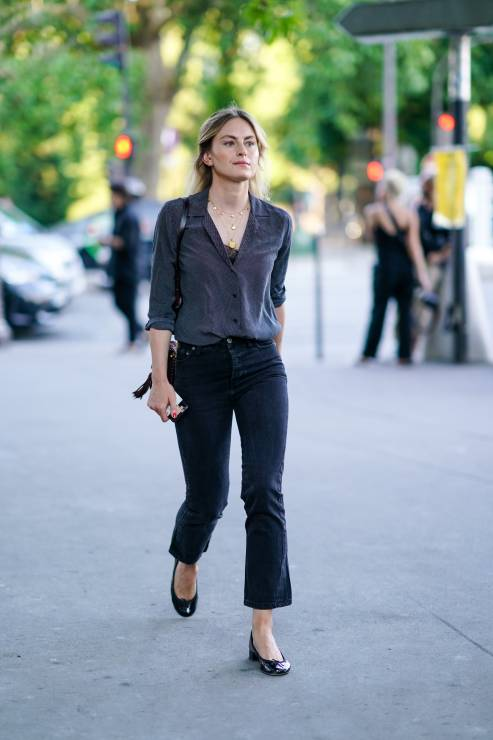 Baleriny modne buty na lato i wczesną jesień - To oficjalnie najmodniejsze buty na lato: trendy moda lato 2019