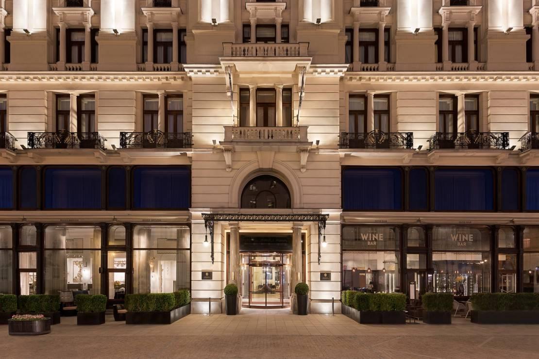 Warszawski Bristol jednym z najlepszych hoteli w Europie - Warszawski hotel jednym z najlepszych w Europie!