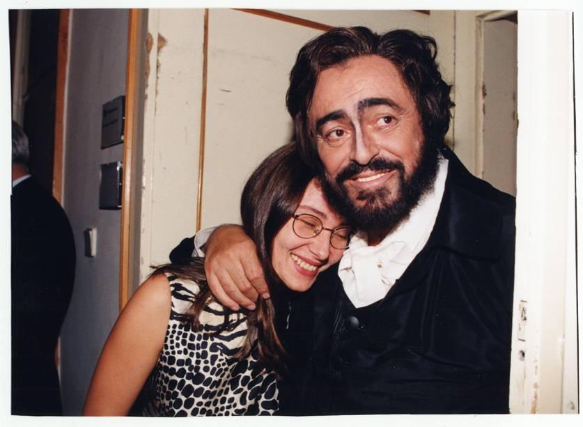 """Kadr z filmu """"Pavarotti"""" - 5 filmów, na które warto wybrać się do kina w weekend"""