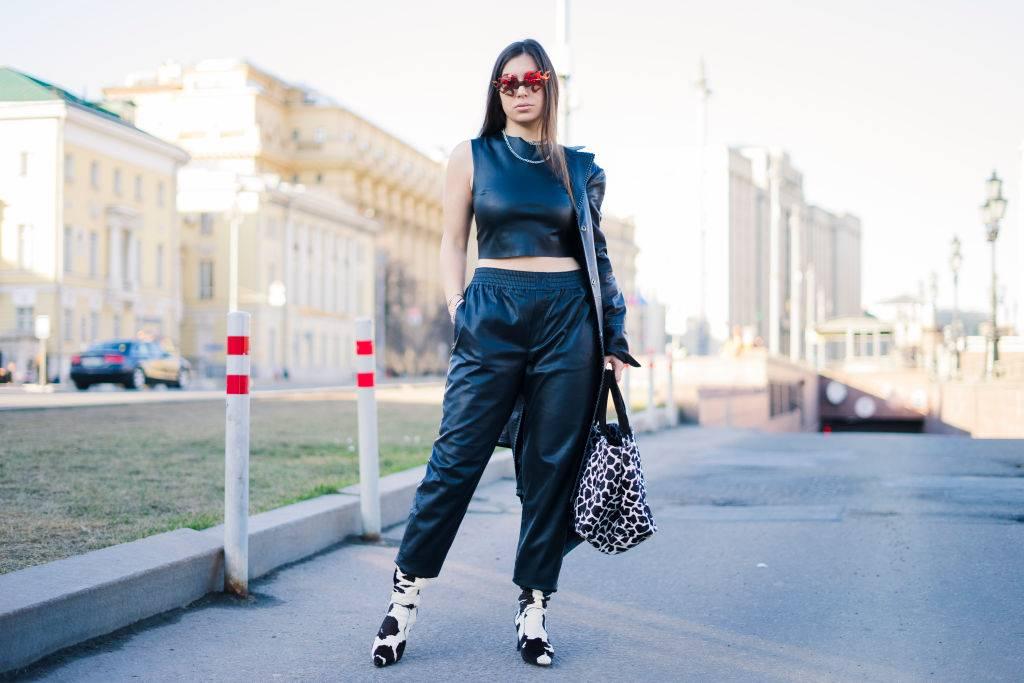 skóra jesień 2019 - 7 najgorętszych trendów w modzie na jesień 2019